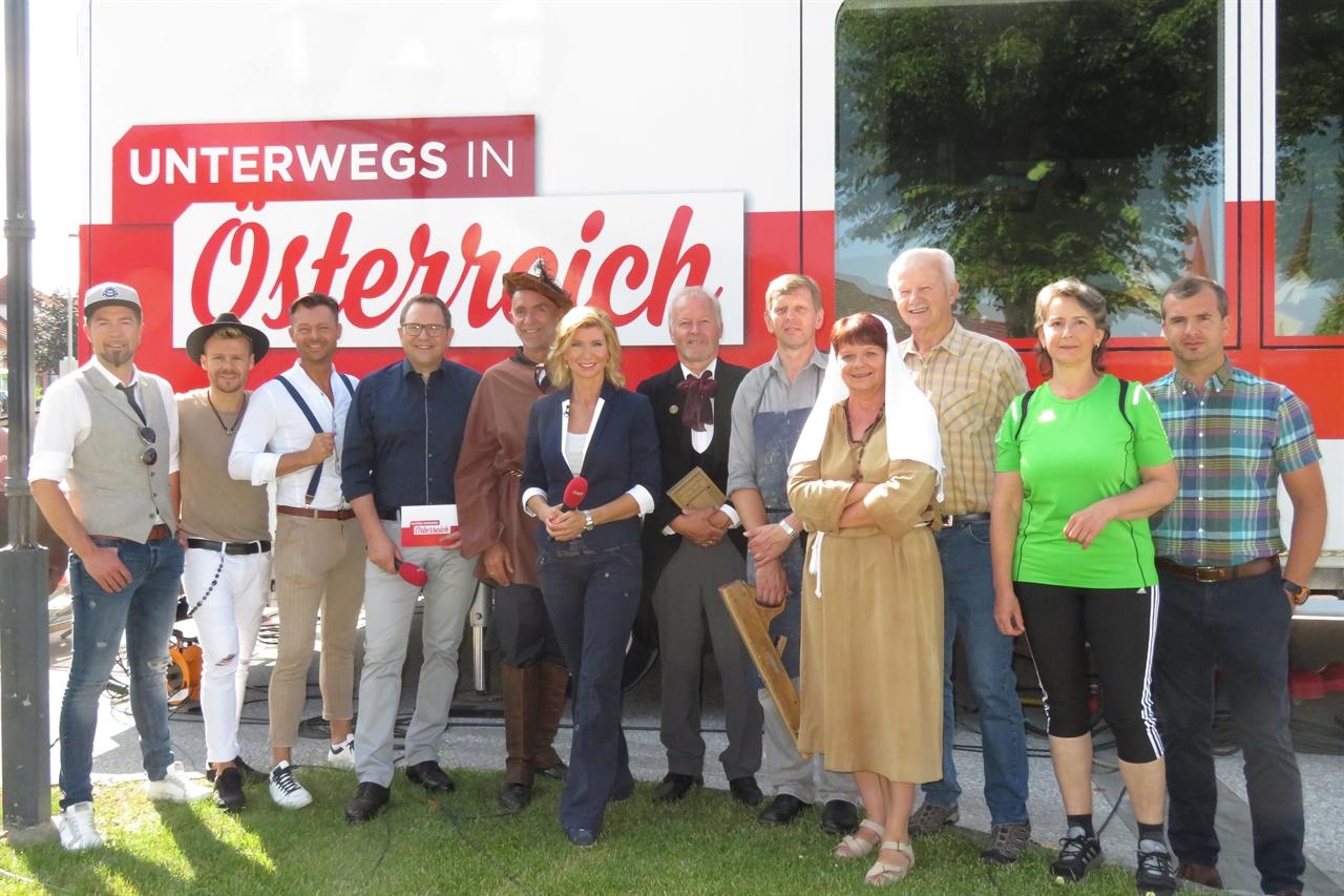 Guten Morgen österreich Zu Besuch Marktgemeinde